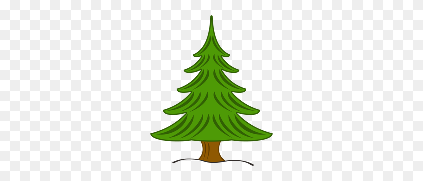 Christmas Tree Clipart Silhouette.Christmas Tree Silhouette Clip Art Vintage Christmas Tree