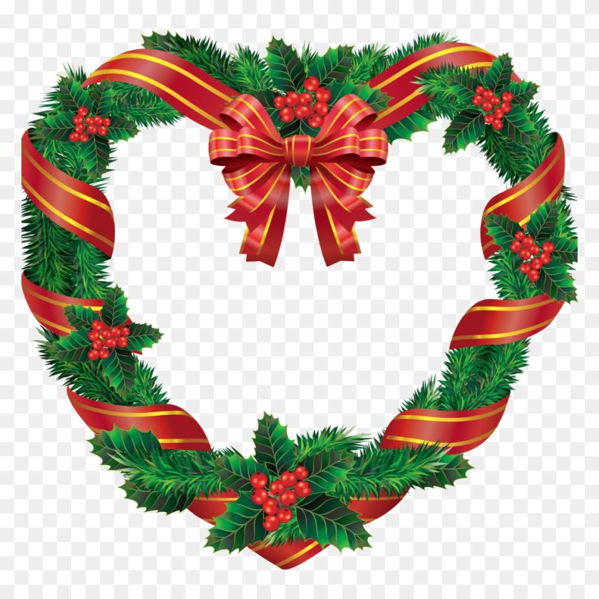Christmas Wreath Clip Art Logo Fantastic Christmas Wreath - Fantastic Clipart
