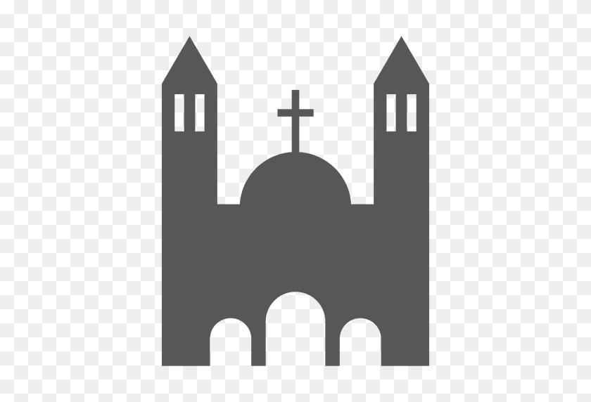 Church Building Icon - Church Icon PNG