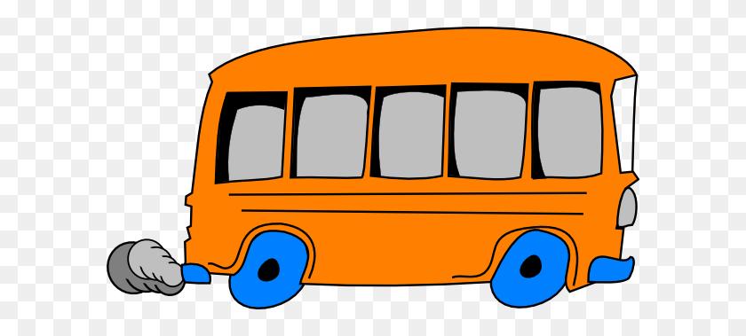 Church Bus Clip Art - School Bus Driver Clipart