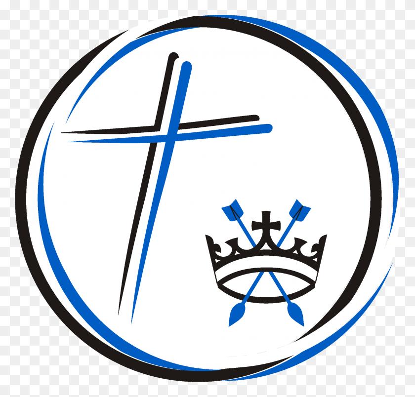 Church Logo St Edmund's Church Crickhowell - Church Family And Friends Day Clipart