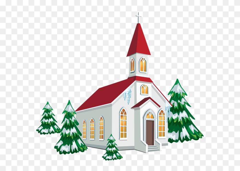 Church Service Christmas Chapel Clip Art - Church Clipart PNG