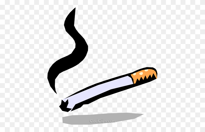 Cigarette And Ashtray Royalty Free Vector Clip Art - Cigarette Smoke  Transparent PNG - 441x480 - Free Download on NicePNG