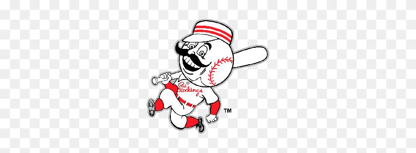 Cincinnati Reds Mascot Transparent Png - Cincinnati Reds Clip Art