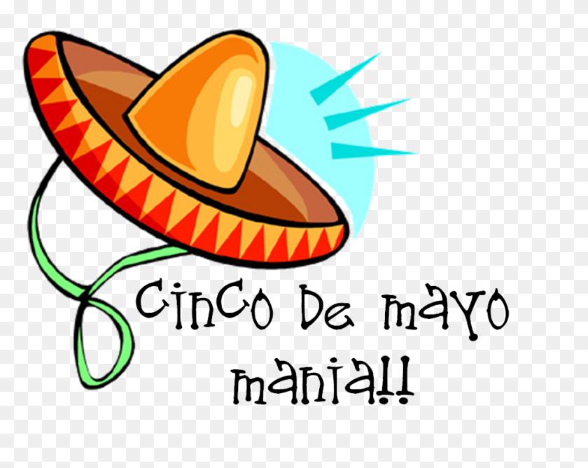 Cinco De Mayo Clip Art Free - Mayo Clipart