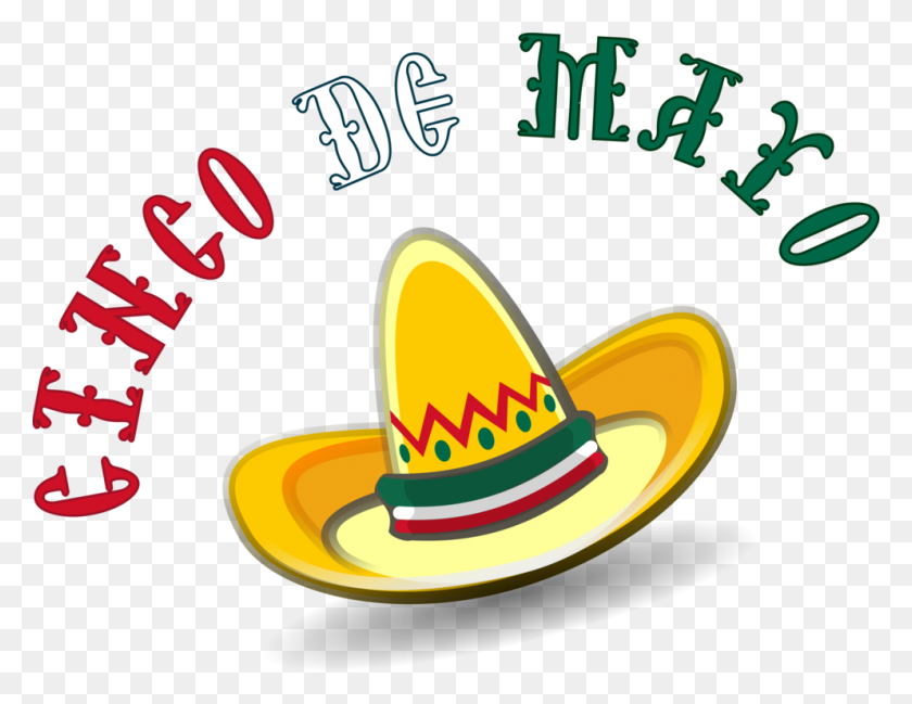 993x750 Cinco De Mayo Mexico Calavera Day Of The Dead Party Free - Part Clipart