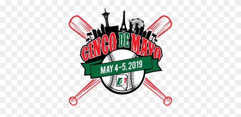 Cinco De Mayo Nevada Baseball Tournaments - Clip Art Cinco De Mayo