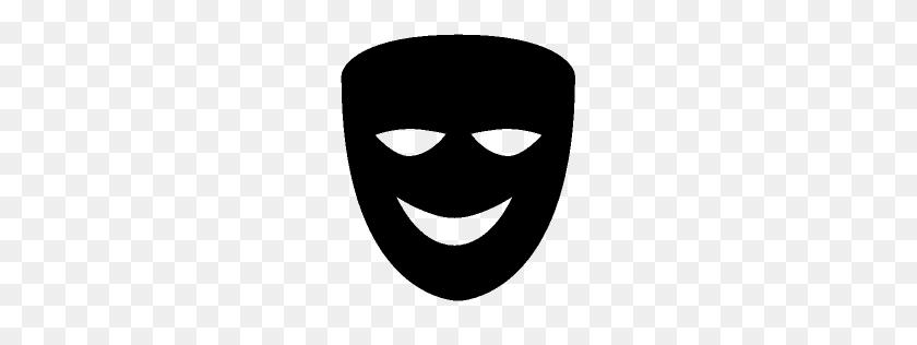 Cinema Comedy Mask Icon Windows Iconset - Mask PNG