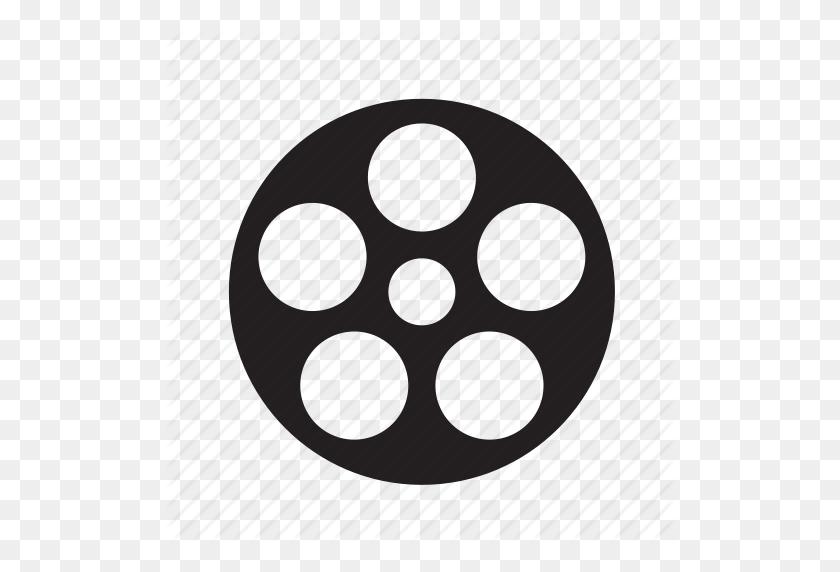 Cinema, Film, Film Roll, Media, Movie, Multimedia, Play, Reel - Film Roll PNG