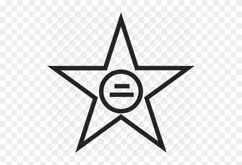 Cinema, Film, Hollywood Star, Star Icon - Hollywood Star PNG