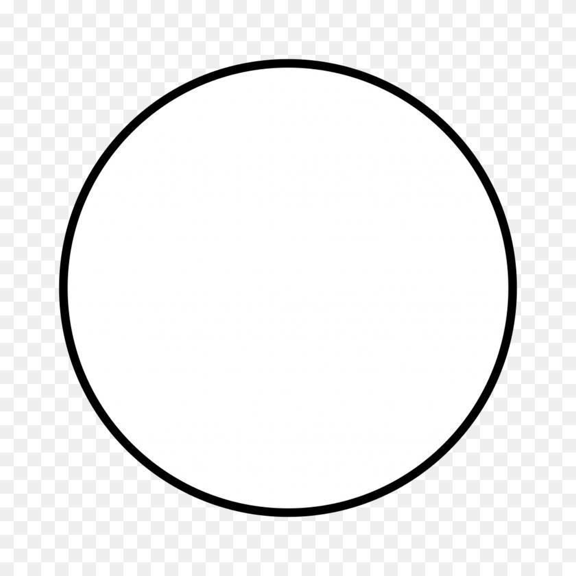 1024x1024 Circle - Circle PNG