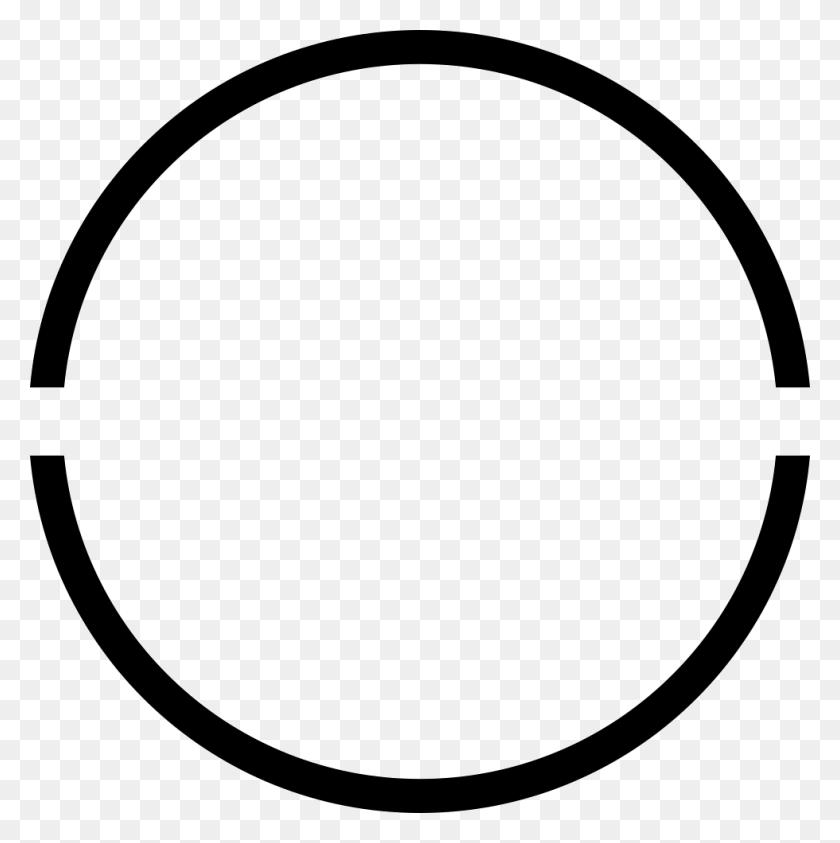 Circle Border Png Icon Free Download - Modern Border PNG