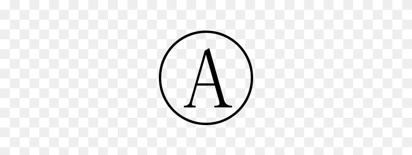 Circled Latin Capital Letter A Unicode Character U - Letter