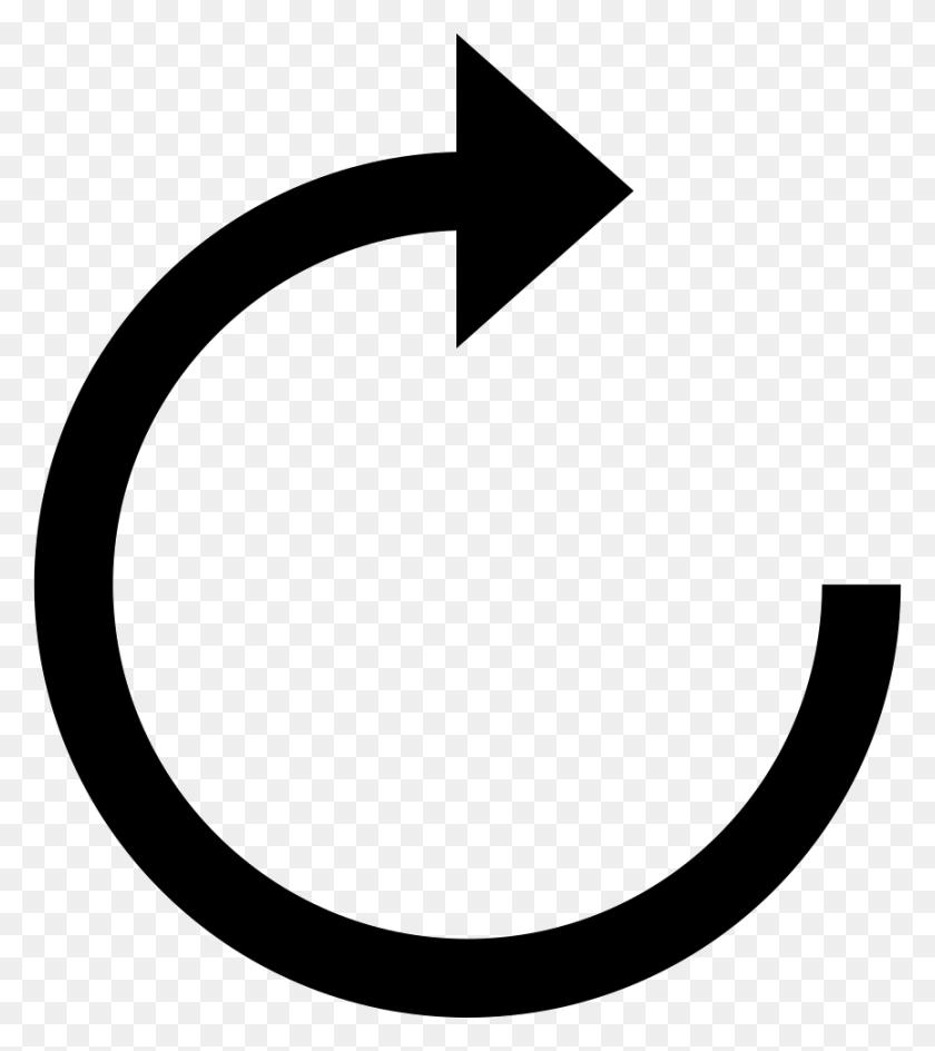 Circular Arrow Png Icon Free Download - Circular Arrow PNG