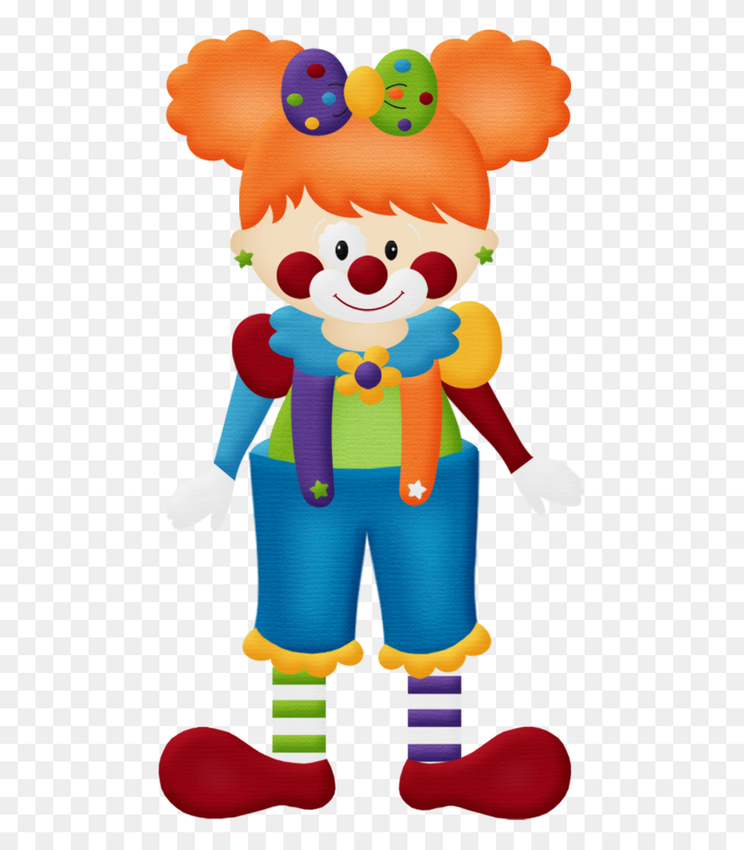 Circus Clip Circus Clown - Circus Clown Clipart