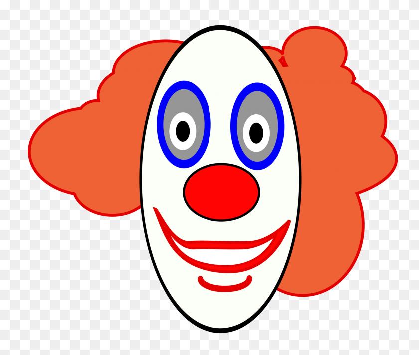 Circus Joker Face Png Transparent Circus Joker Face Images - Circus Clown Clipart