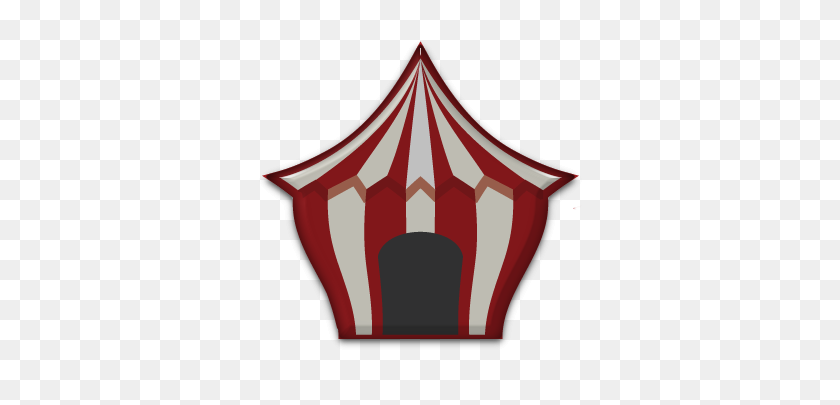 Circus Tents Elements - Circus Tent PNG
