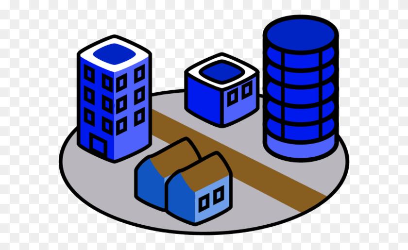City Buildings Clipart - City Buildings Clipart