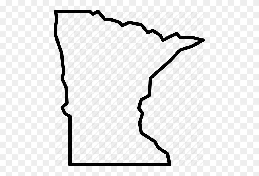 City, Federal, Minneapolis, Minnesota, Republic, State Icon - Minnesota PNG