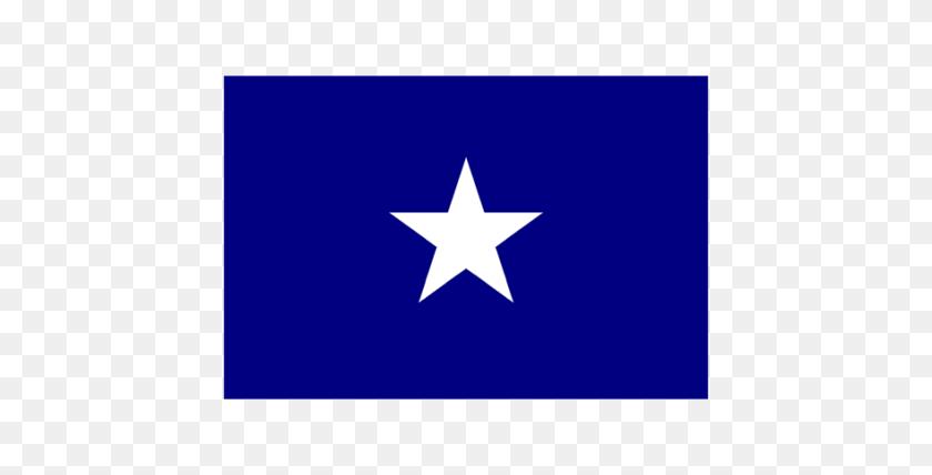 Civil War Clipart Bonnie Blue Flag - Confederate Clipart
