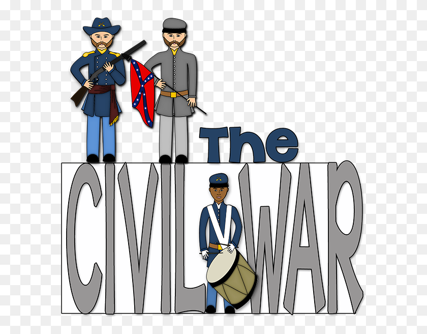 Civil War Expository Writing, Civil Wars And Students - Battle Of Gettysburg Clipart