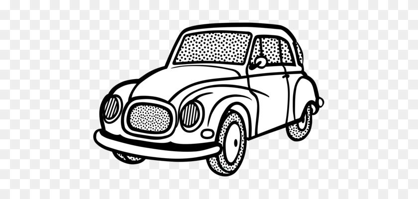 Classic Car Line Art Drawing Classic Clip Art - Old Car Clipart