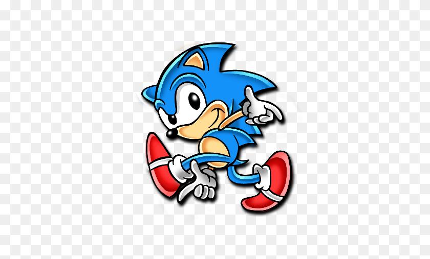 Classic Sonic Adventure - Sonic Adventure PNG