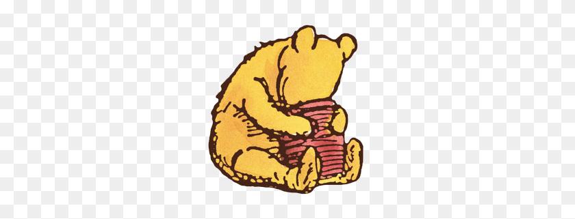 Classics Clipart Winnie The Pooh - Pooh Bear Clipart