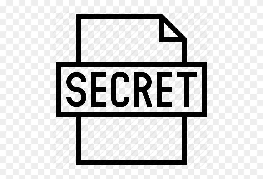 Classified, Document, File, Secret, Secret Document, Secret - Classified PNG