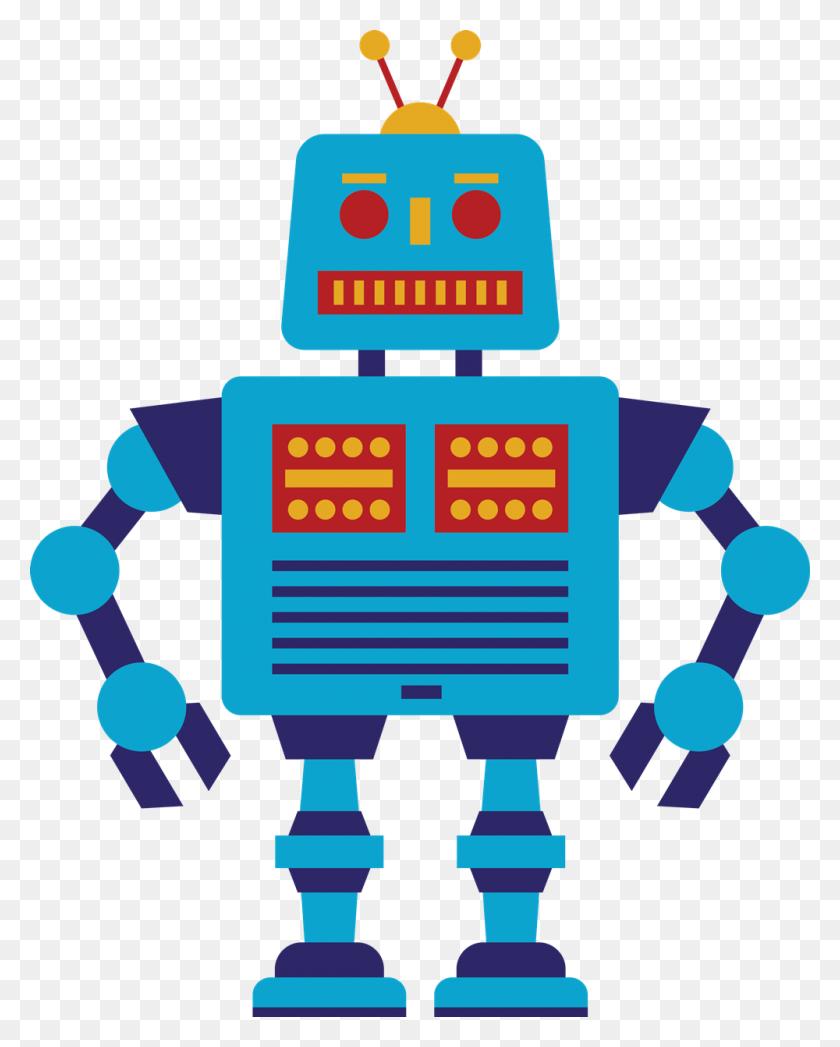 Classroom Treasures Robot Clipart Augus - Rich Clipart