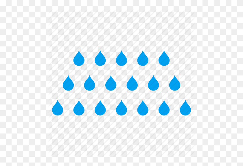 Clean, Drop, Liquid Spray, Rain Drops, Shower, Wash, Water Stream Icon - Water Spray PNG