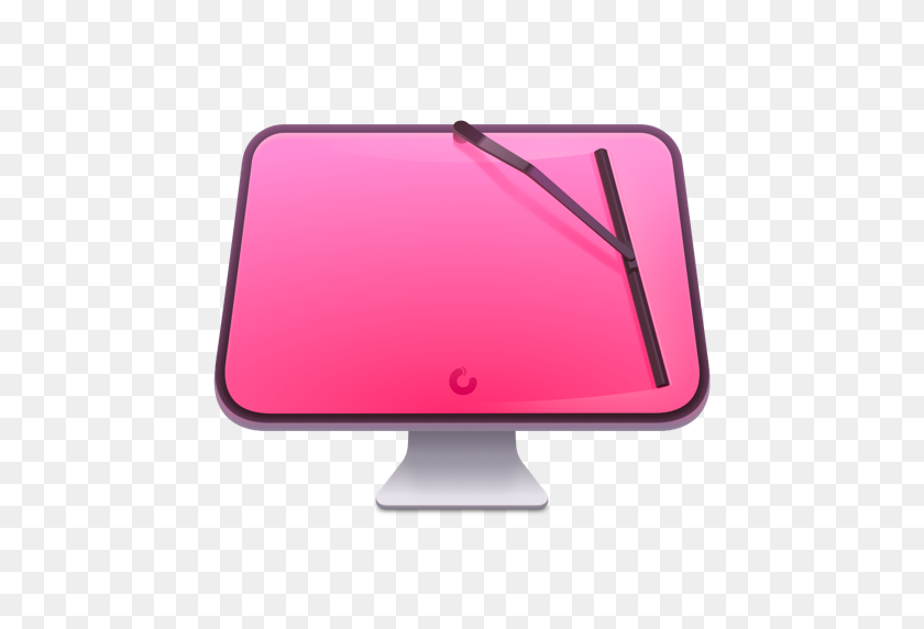 512x512 Cleanmymac X The Best Mac Cleanup App For Macos Get A Cleaner - Mac Computer PNG