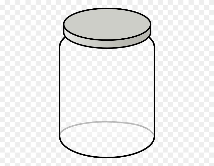 Clear Jar Clip Art - Clear Clipart