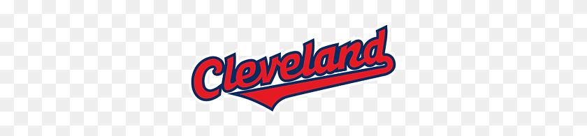 Cleveland Indians Text Logo Vinyl Decal Sticker Sizes!!! - Cleveland Indians Logo PNG