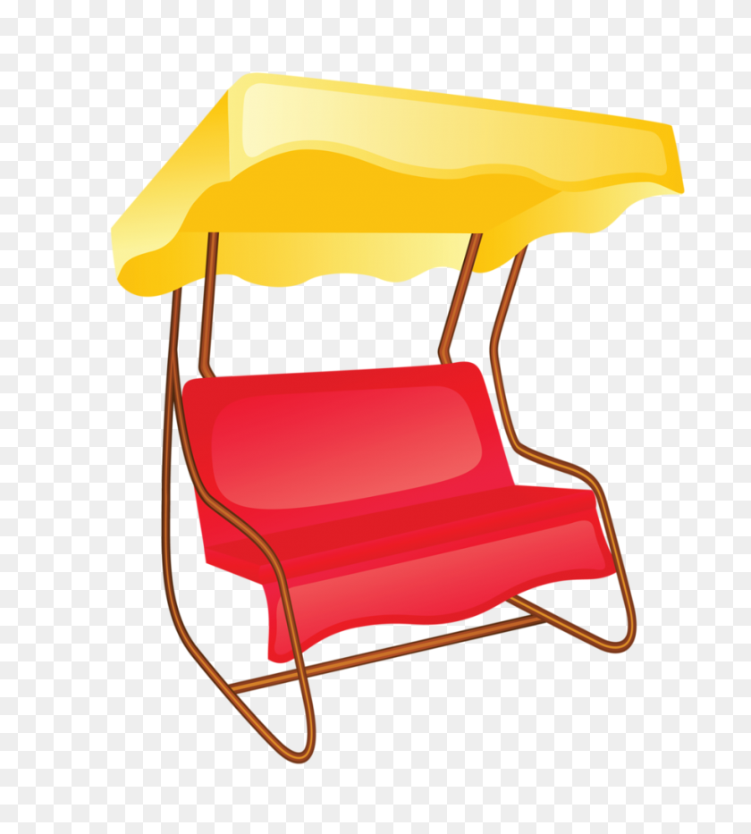 Clip Art And Album - Lounge Chair Clipart