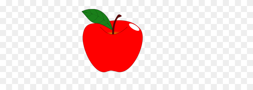 Clip Art Apple - Apple Basket Clipart