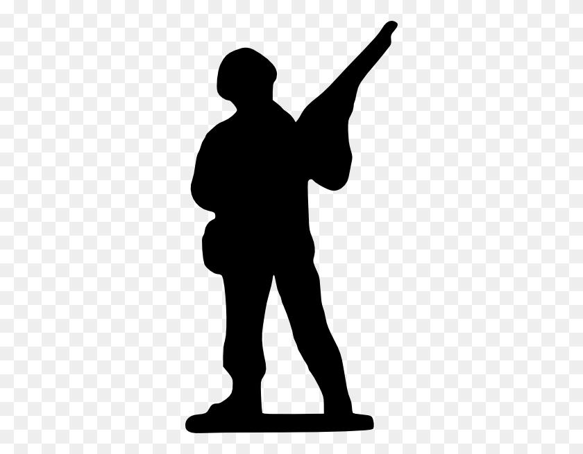 Clip Art Army - Minuteman Clipart