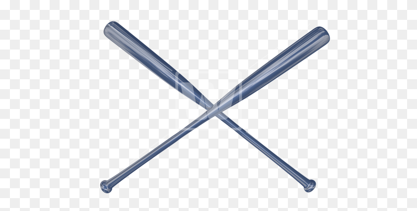 Clip Art Bats Chadholtz - Crossed Baseball Bats Clipart