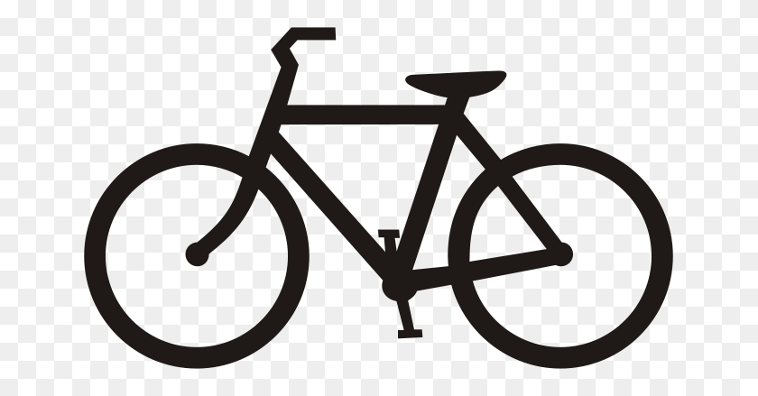 Clip Art Bike - Tire Clipart