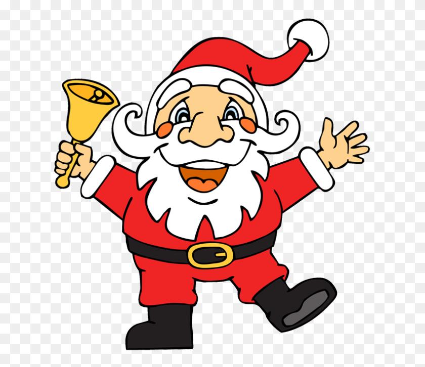 Clip Art Border Santa's List Clipart - Santas List Clipart