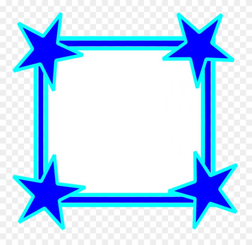 Clip Art Borders And Corners Blue Corner Border Clip Art Blue - Corner Border Clipart