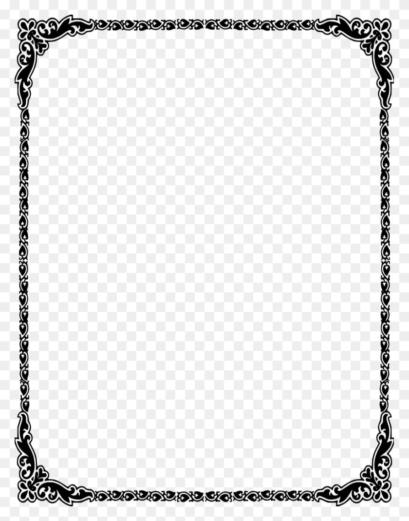 Clip Art Borders For Wedding Invitation Clipart Collection