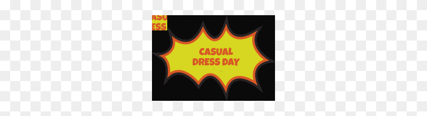 Clip Art Casual Days For Raffle Tickets Sold - Tgif Clipart