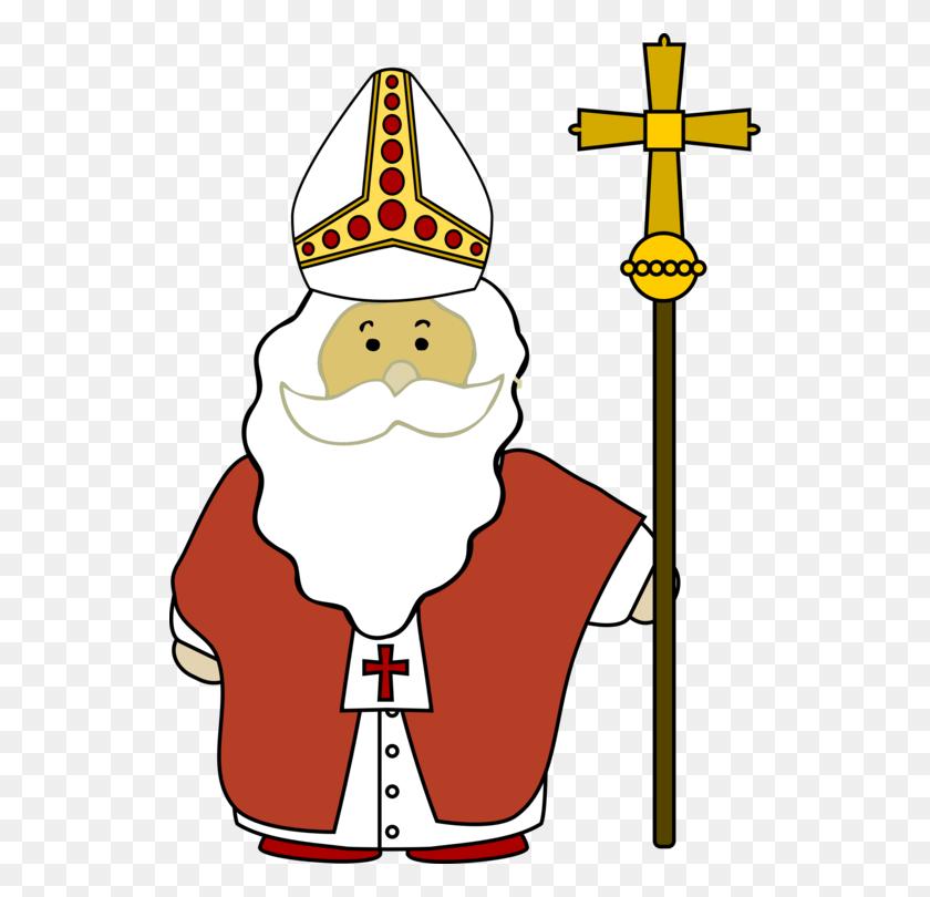 Clip Art Christmas Bishop Download Drawing Saint Nicholas Free - Saint Nicholas Clipart