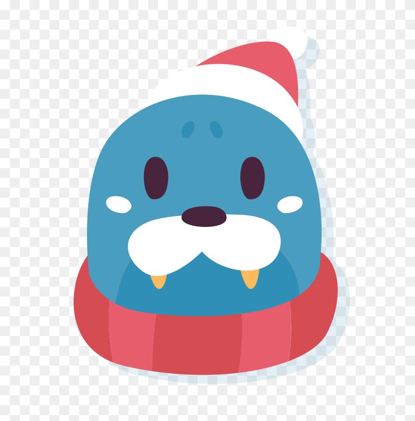 Clip Art Christmas Clip Art - Winter Animals Clipart