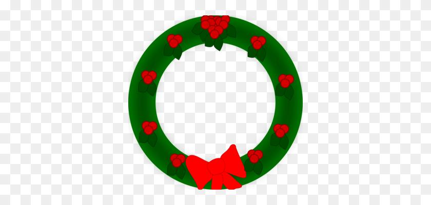 Clip Art Christmas Santa Claus Holiday Christmas Tree Free - Holiday Shopping Clipart