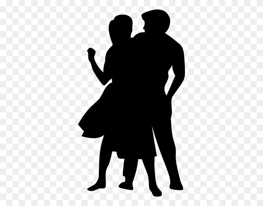 Clip Art Dancers - Salsa Clipart