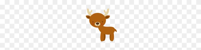 Clip Art Deer - Whitetail Deer Clipart