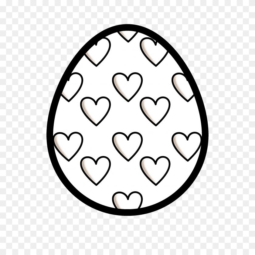 Clip Art Easter Egg Easter Bunny - Free Egg Clipart