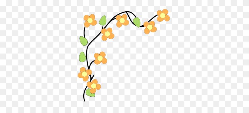 Clip Art Flower Border Flower Clip Art Free Free Flower Graphic - Vintage Flower Clipart